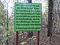 """Hinweischild zur ehemaligen Ortschaft """"Wunder"""" - panoramio.jpg"""