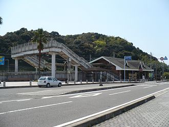 Hirokawa Beach Station - Hirokawa Beach Station