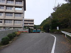 Hiroshima Prefectural Aki High School 20140923.JPG