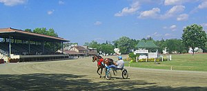 Goshen (village), New York - The Historic Track