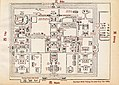 Hoàng thành Nội (Huế) khoảng năm 1909 - hướng Bắc ở trên.jpg
