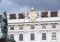 Hofburg Wien Reichskanzleitrakt Attika Kaiser-Franz-Denkmal.jpg