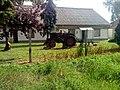 Hoffer traktor Túrony-Katalinpusztán.JPG