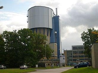Pebble-bed reactor - AVR in Germany.
