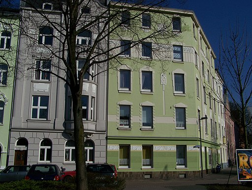 Hohenzollernplatz Ecke Düppelstraße - panoramio
