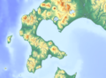 Hokkaido South topographic map.png