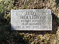 Holliday foot stone.JPG