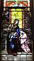 Holy Cross-Immaculata Church (Cincinnati, Ohio) - stained glass, Education of the Virgin.jpg