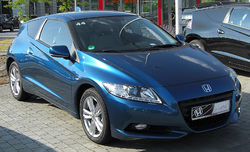 2011 Honda CR-Z (US)