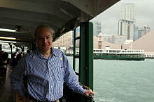 HongKong Prof. Torrance on Star Ferry.jpg