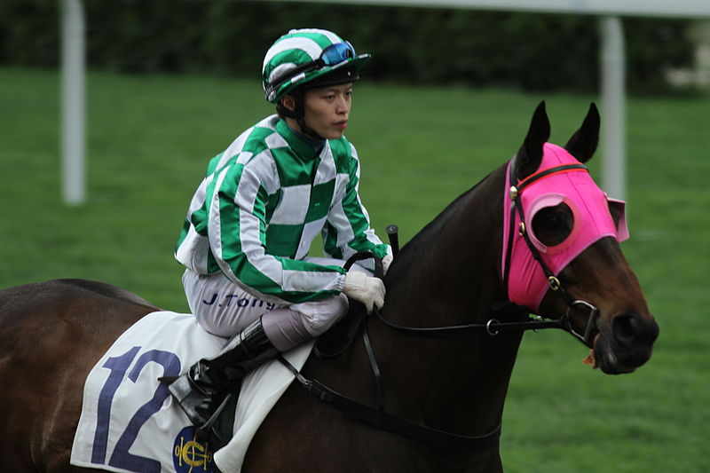 File:Hong Kong Jockey JK Tong 6 March 2010.JPG