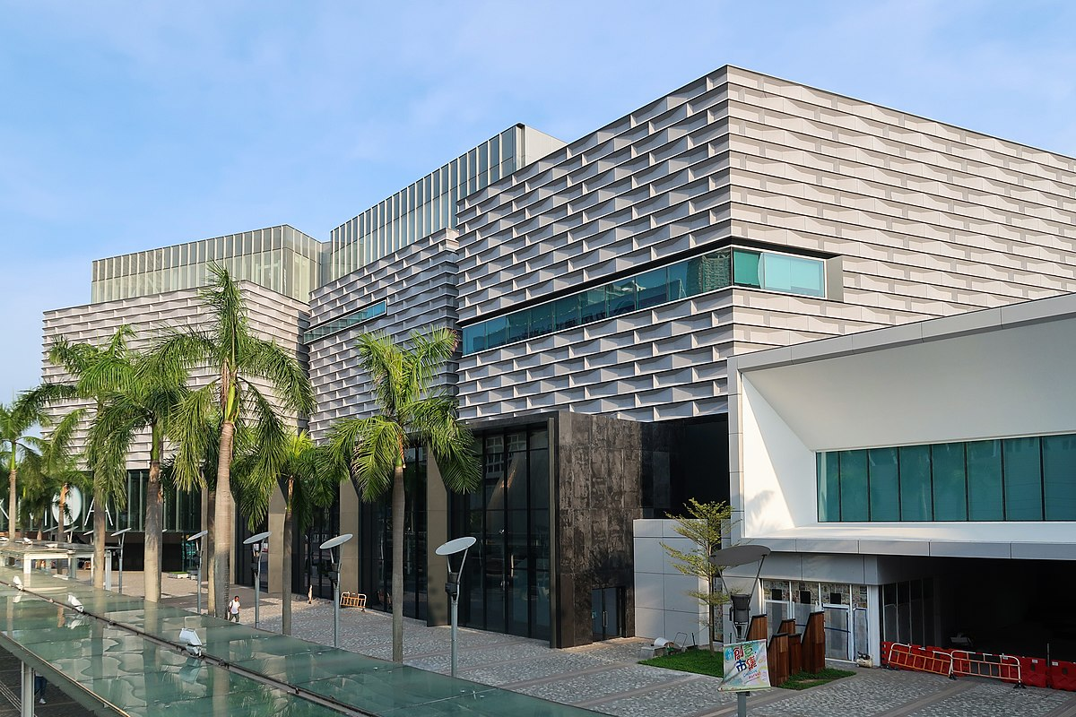Hong Kong Museum of Art renovation site 201908.jpg