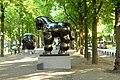 Horse Sculpturen Lange Voorhout 2006.jpg