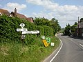 Horton, fingerpost - geograph.org.uk - 1330855.jpg