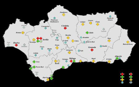 AnexoHospitales pblicos de Andaluca  Wikipedia la