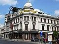 Hotel Capsa, Bucuresti sect. 1, Calea Victoriei - colt cu Str. Edgar.JPG