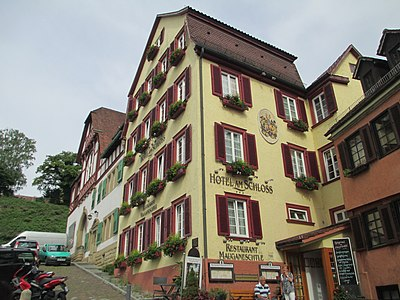 Hotel am schloss in Tübingen.JPG