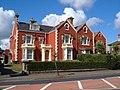 Houses in Alphington Street, Exeter - geograph.org.uk - 252063.jpg