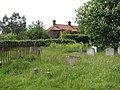 Houses opposite the churchyard - geograph.org.uk - 1312811.jpg