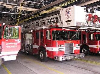 Howard, Wisconsin - Howard Fire Department