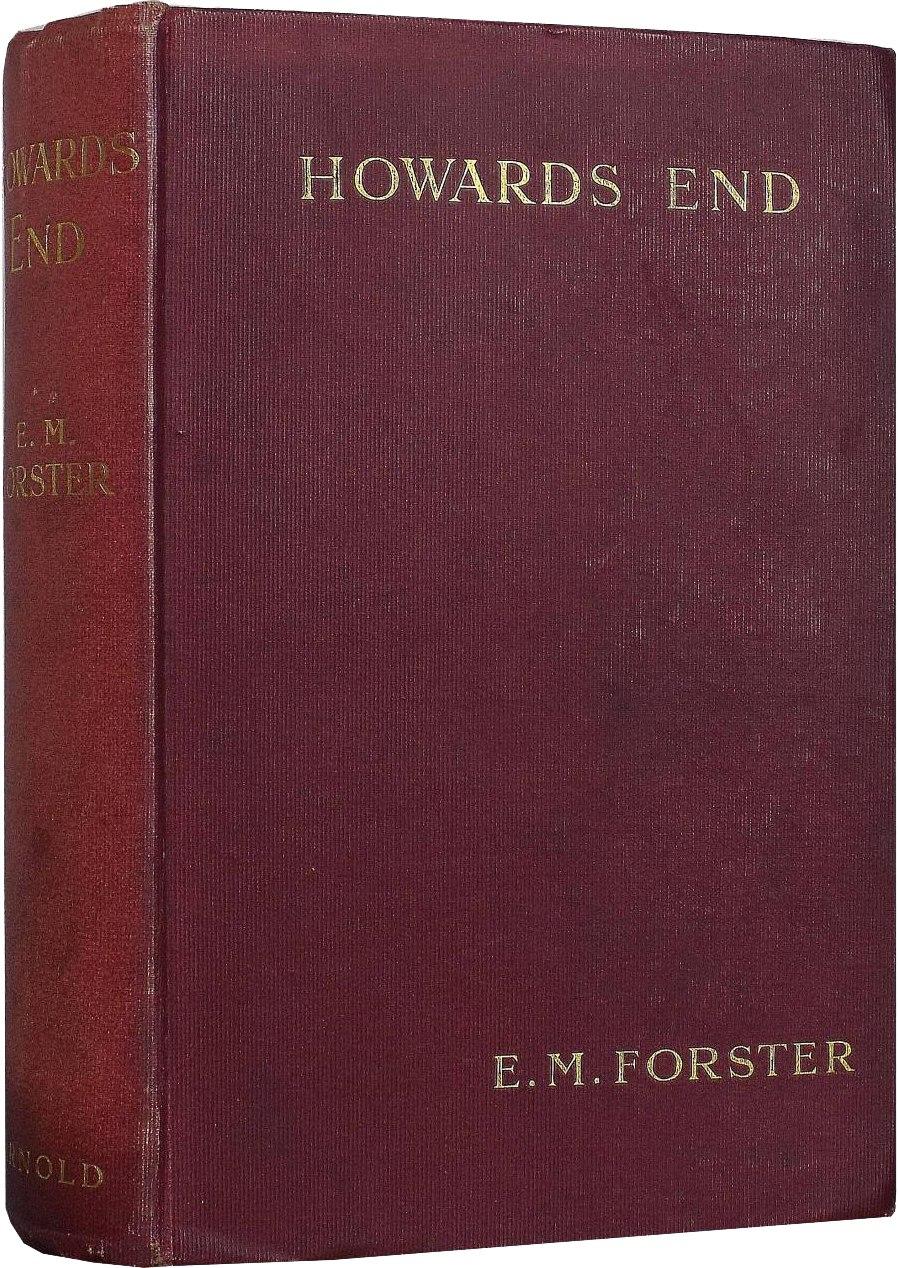 Howards-End 1st-ed cvr