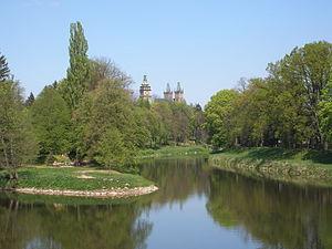 Hradec Králové Region - Image: Hradec Králové od soutoku