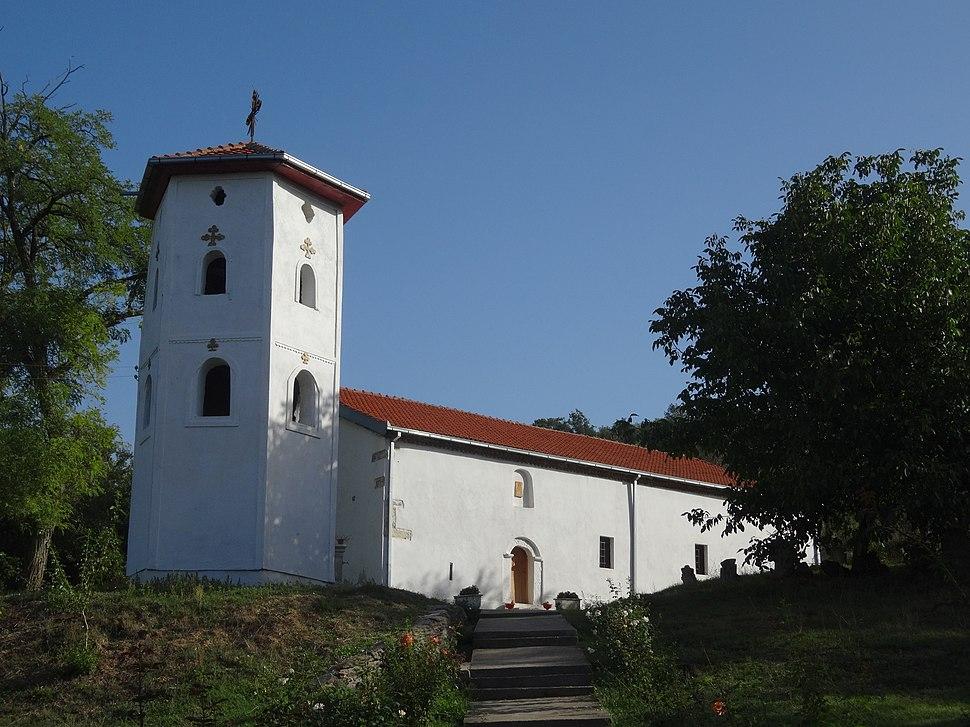 Hram Prepodobne mučenice Paraskeve, Rudare, Leskovac, a01