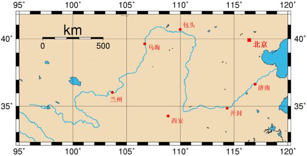 宁夏,内蒙古