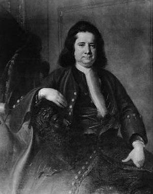 Humfrey Wanley - Humfrey Wanley, by Thomas Hill, 1722