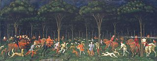 The Hunt in the Forest