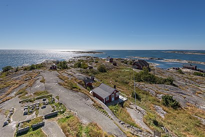 How to get to Huvudskär with public transit - About the place