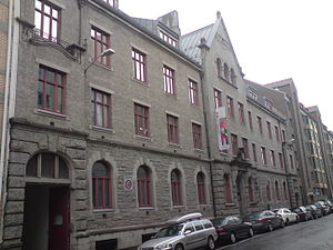 Oslo Museum - Intercultural Museum is located at the Grønland Cultural Station