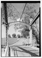 INTERIOR VIEW OF NORTH PORTAL. - Pine Creek Bridge, River Road spanning Pine Creek, Jersey Shore, Lycoming County, PA HAER PA-614-8.tif