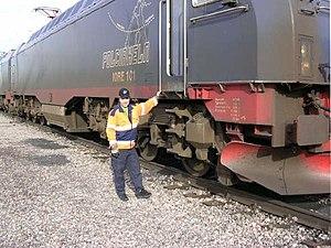 Iore - An Iore locomotive