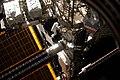 ISS-59 EVA-3 (g) David Saint-Jacques and Anne McClain on the Port-4 truss.jpg