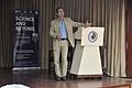 Iain Simpson Stewart - Lecture on Communicating Geoscience through the Popular Media - NCSM - Kolkata 2016-01-25 9367.JPG
