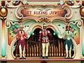 "Ian Crisp's 56 Key Pluer ""Het Kleine Juweel"" Dutch street organ details - Cambridge Town & Country Show 2014, Parker's Piece, 2014-06-14.jpg"