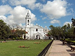 柱子圣母圣殿 (布宜诺斯艾利斯)