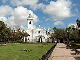Basílica Nuestra Señora del Pilar (Buenos Aires)