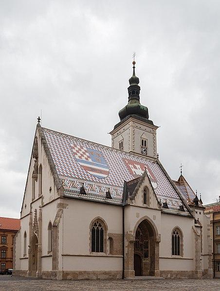 File:Iglesia de San Marco, Zagreb, Croacia, 2014-04-20, DD 02.JPG