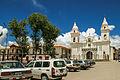 Iglesia de la plaza de Jauja..jpg