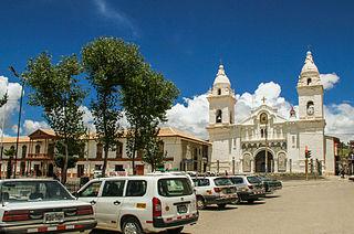 Jauja Town and municipality in Junín, Peru