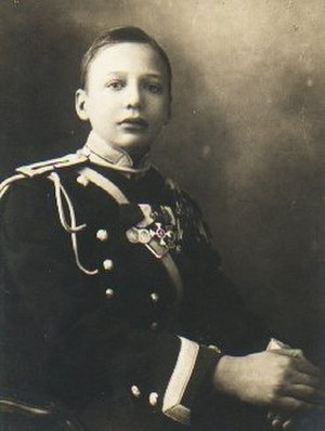 Prince Igor Constantinovich of Russia - Image: Igorkonstantinovich