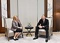 Ilham Aliyev met with Maltese President Marie-Louise Coleiro Preca, 2016 02.jpg