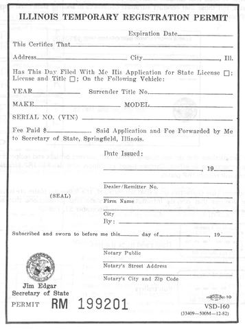 File:Illinois 1984 Temporary Registration Permit png - Wikimedia Commons