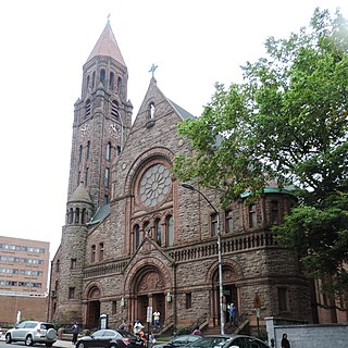 Immaculate Conception St. Marys Church Church in New York, United States