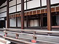 Imperial Palace in Kyoto - emperor's office 2.JPG