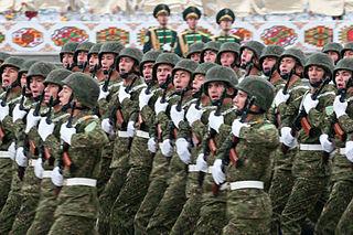 Turkmen Ground Forces