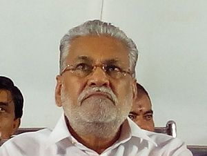 Parsottambhai Rupala - Image: Indian Politician from Gujarat, Parsottambhai Rupala 2013 07 14 18 46