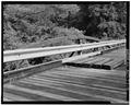 Inside View of Truss - Squan Bridge, Spanning Manasquan River at Allenwood-Lakewood Road, Allenwood, Monmouth County, NJ HAER NJ,13-ALWO.V,1-4.tif